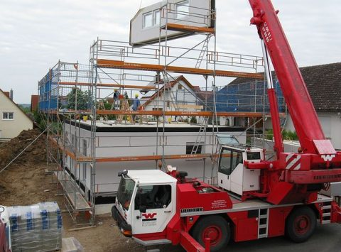 What Are The Different Types Of Mobile Scaffold?