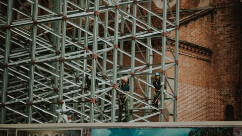 How Scaffoldings Deliver First-Class Returns for DIY Builders
